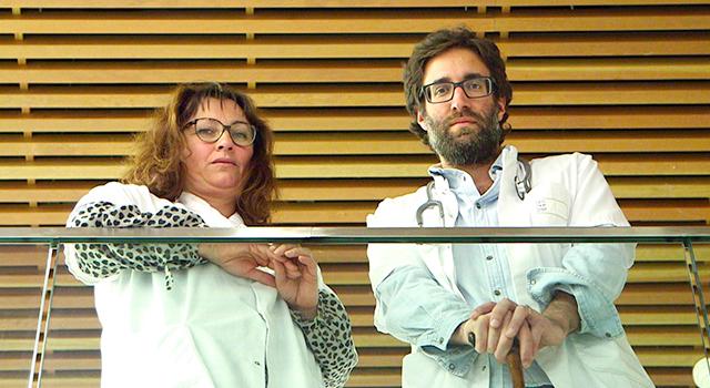 Médecins internistes, dans l'ombre du Docteur House