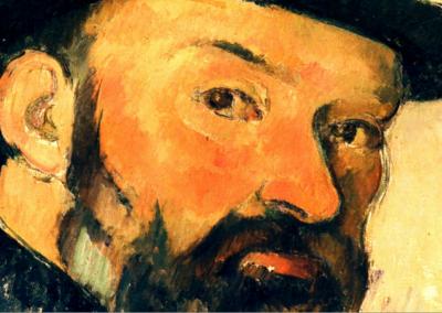 Cezanne et Sainte Victoire